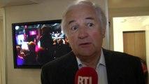 """Réactions de Jacques Mailhot et Philippe Chevallier dans Les Grosses Têtes Spéciale """"dernière de Philippe Bouvard"""" sur RTL."""
