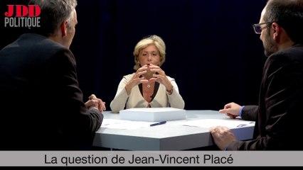 """Pécresse : """"Non au Grand Paris rétréci!"""""""