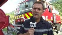 Hautes-Alpes : Lancement de la campagne feux de forets