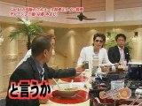 Gackt and Yoshiki on HEY! HEY! HEY! MUSIC CHAMP (2005)