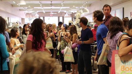 Athleta Miami Hosts Summer Solstice Grand Opening Yoga Party