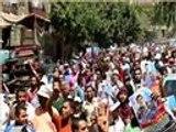 الأمن المصري يوقع قتيلا وعشرات الجرحى بعين شمس