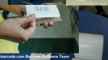 Why thermal printer is beneficial for printing barcode labels.