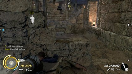 Sniper Elite 3 Co-op Walkthrough Ep.3 | Mission #2: Gaberoun (Part 2) [PC HD]
