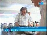 Scriitori români de pe ambele maluri ale Prutului, reuniţi într-un festival de literatură. Două state - o singură literatură.