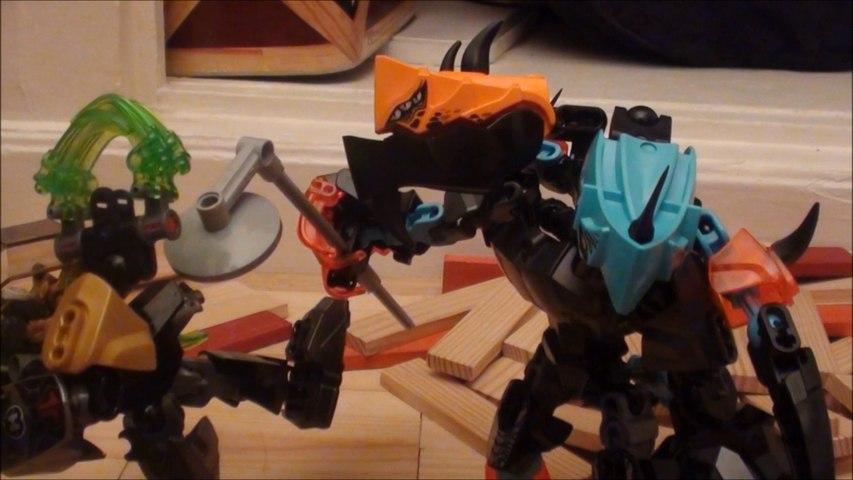 Hero Factory épisode 21: Combat de titans