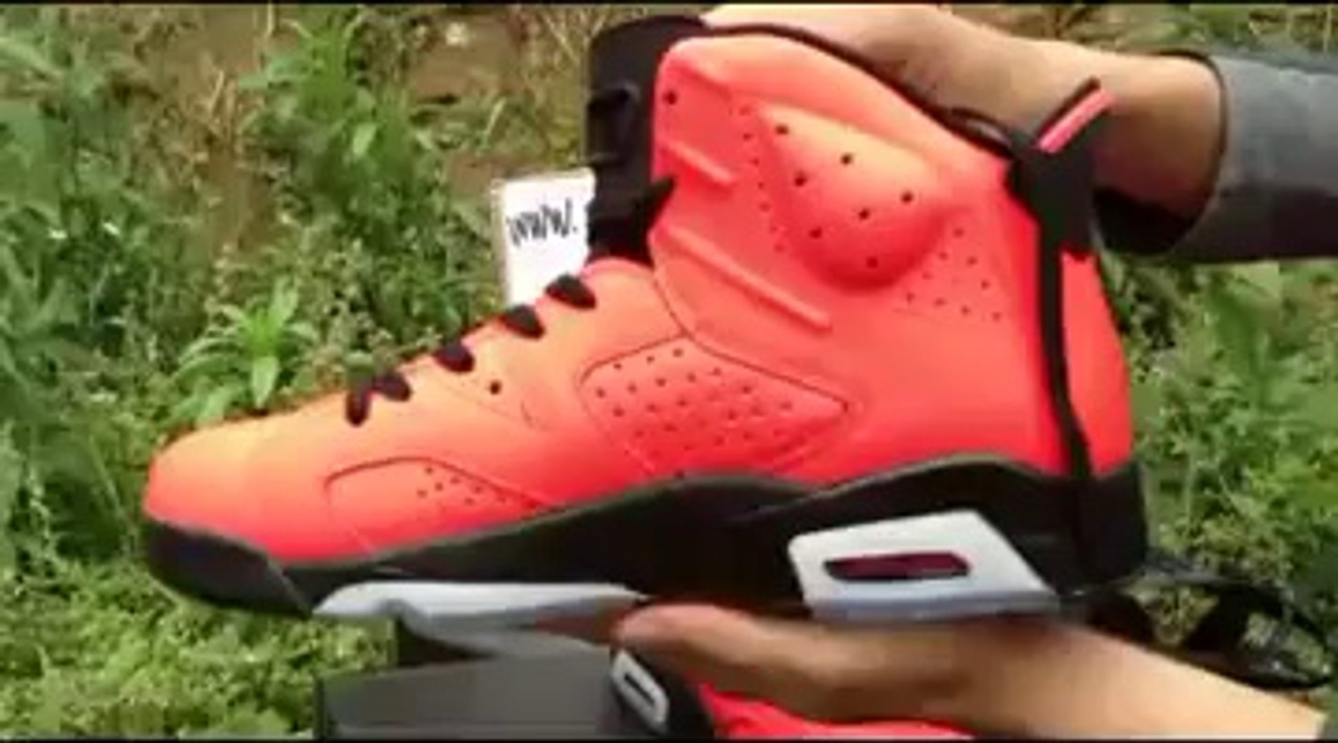 cheap Nike Shoes Online, cheap nike air jordan 6 official synchronized correctly fluorescent red sup