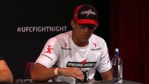 UFC Fight Night 43 post-fight press conference