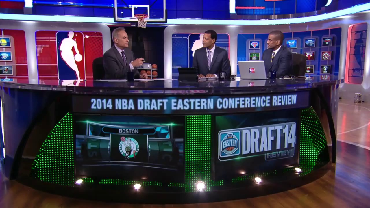 Boston Celtics Draft Review   2014 NBA Draft