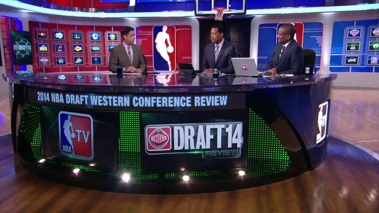Houston Rockets Draft Review   2014 NBA Draft