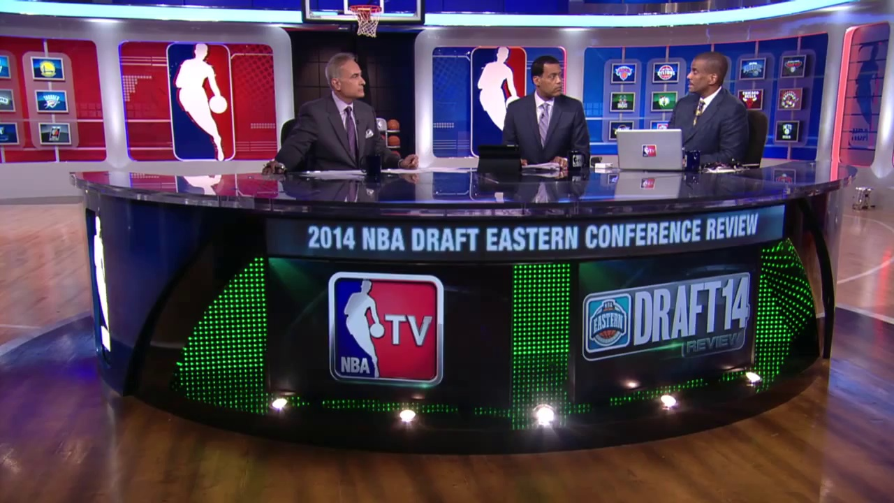 Toronto Raptors Draft Review   2014 NBA Draft