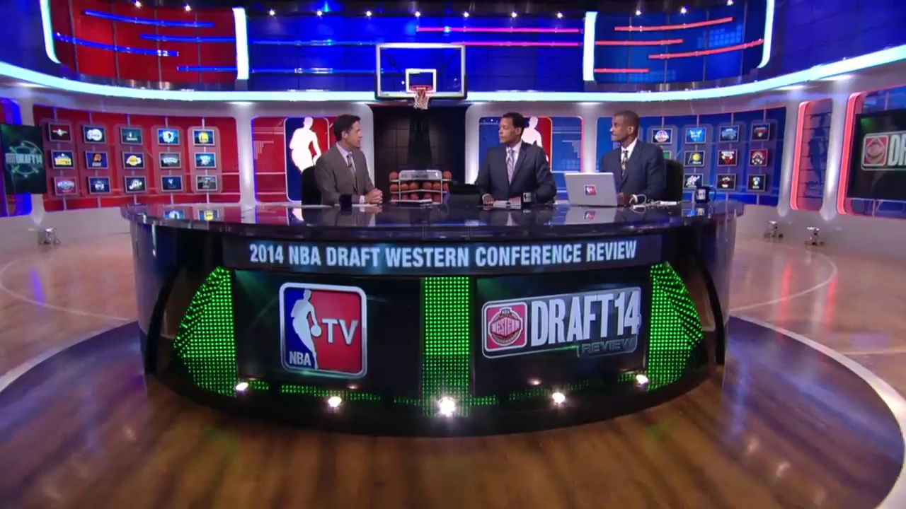 Utah Jazz Draft Review   2014 NBA Draft