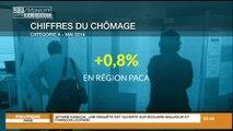 Chômage: les chiffres du mois de mai