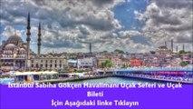 İstanbul Sabiha Gökçen Havalimanı Uçak Seferi ve Uçak Bileti
