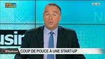 Chroniques et Coup de pouce à une start-up: Paytop, dans 01Business - 28/06 4/4
