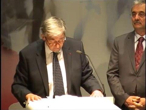 Mot d'accueil - Séminaire FIF-Fer de France le 18 juin 2014