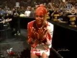 Gangrel & Edge w/ Christian vs Jeff Jarrett & Owen Hart w/ Debra Tag Titles Match 3/22/99