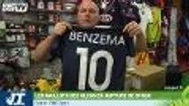 JT do Brazil / La folie autour des maillots de la France - 29/06