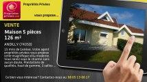 A vendre - maison - ANDILLY (74350) - 5 pièces - 126m²
