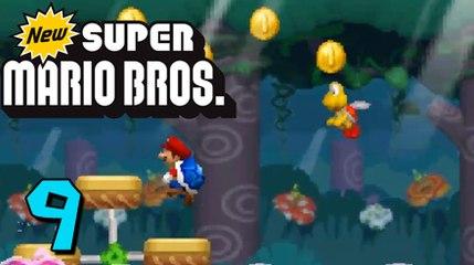 German Let's Play: New Super Mario Bros ★ #9