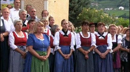 Südtirols neue größte Kirchenglocke feierlich geweiht