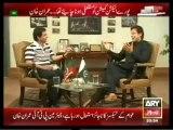 Sawal Yeh Hai - 29 June 2014 - Imran Khan Exclusive