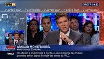 BFM Politique : L'After RMC: Arnaud Montebourg répond aux questions de Véronique Jacquier - 29/06 5/5