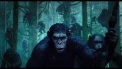 Dawn of the Planet of the Apes (2014) - Movie Trailer