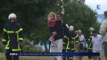 Grenoble : les naufragés du téléphérique hélitreuillés