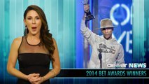 Nicki Minaj & Pharrell Dominate 2014 BET Awards - WINNERS