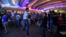 Mondial-2014: la déception des supporteurs grecs à Athènes