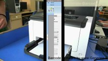 How to create and print barcode labels using DRPU Barcode label maker software.