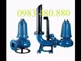 Tel*/0983480880./Máy bơm nước thải Tsurumi KTZ67.5, bơm chìm bùn Tsurumi 7.5Kw