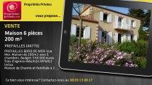 A vendre - maison - PREFAILLES (44770) - 6 pièces - 200m²