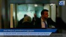 Mondial 2014: Les «fils de putes» de la FIFA: Le président uruguayen ne décolère pas