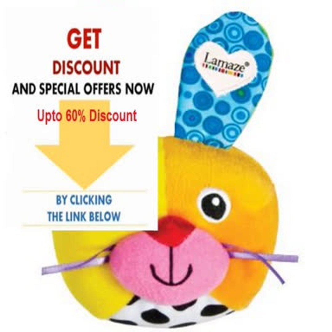 Discount Lamaze Baby Toy Giggle Bunny Ball Review Video Dailymotion