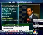 CNBC -- Mr. Pirojsha Godrej Talks about Godrej E-City, GPL's new Launch in Bangalore.