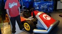 La voiture Mario Kart, en vrai ! - ZAPPING AUTO DU 30/06/2014