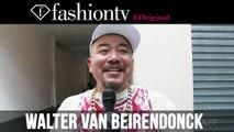 Walter Van Beirendonck Men Arrivals | Paris Men's Fashion Week Spring/Summer 2015 | FashionTV