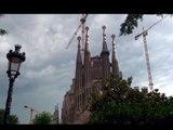 Espagne 2014.Serra de Montserrat et Barcelone