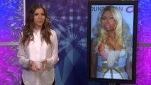 Nicki Minaj Throws Shade at Iggy Azalea at BET Awards