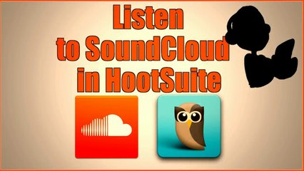 How To Listen To Podcasts From SoundCloud in HootSuite