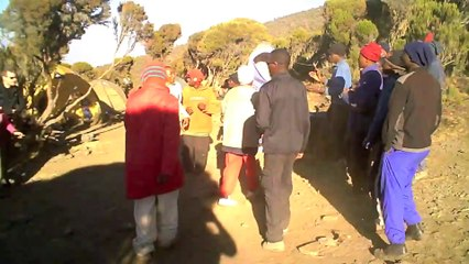 Kilimanjaro Trailer