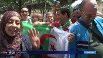 Coupe du monde : les supporters algériens en fête avant Algérie-Allemagne