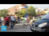 Ambiance dans les rues de Romilly