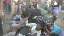 Le désespoir des clandestins africains en Israël
