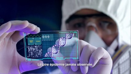 La Propagation du Virus - Featurette La Propagation du Virus (English with french subs)