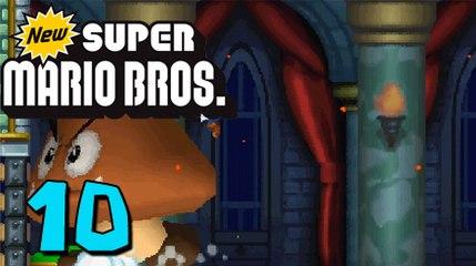 German Let's Play: New Super Mario Bros ★ #10