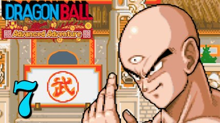 German Let's Play: Dragon Ball Advanced Adventure ★ #7 ★ Tenshinhan mag mich nicht