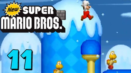 German Let's Play: New Super Mario Bros ★ #11